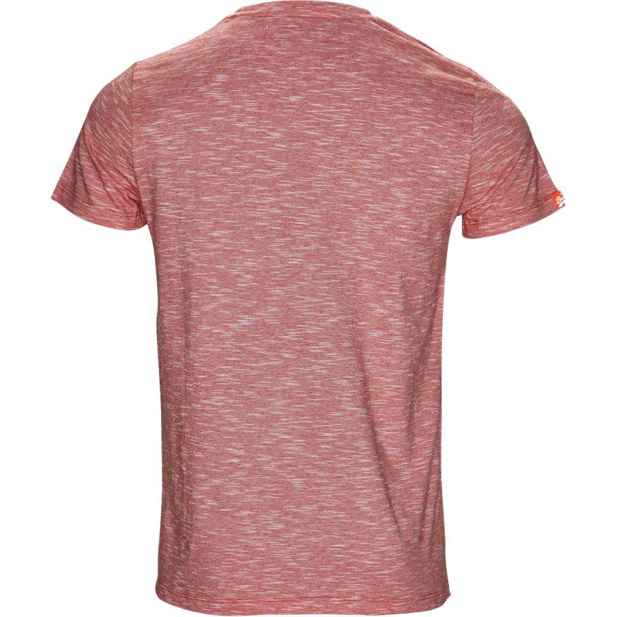 M1000.. - M1000 - T-shirts - Regular - LYS RØD - 2